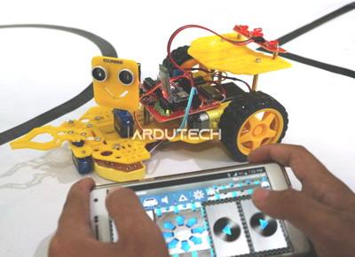 Robot Kontrol Android