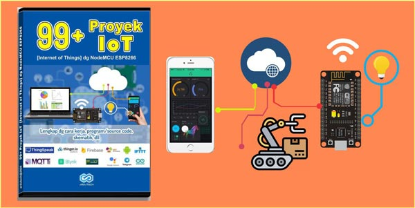 99+ Proyek IoT – Internet of Things