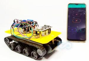 Robot Tank WiFi