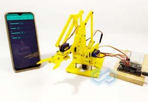 Robotic Arm WiFi